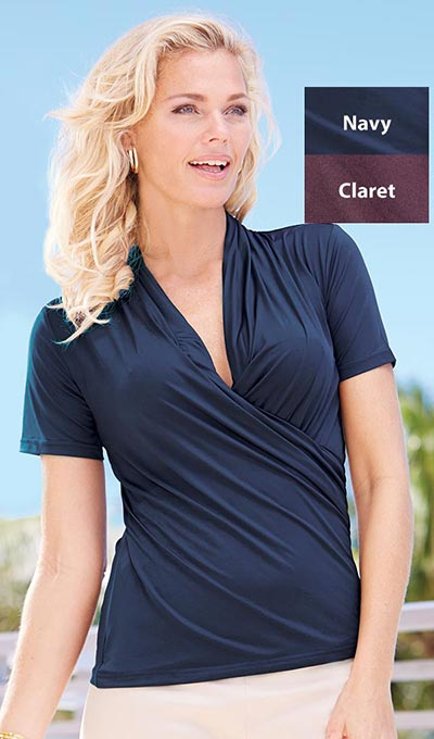 The Slimming Waist Top