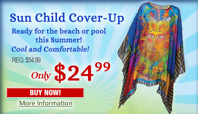 Sun Child Cover-Up
