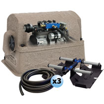 AirmaxPondSeries Aeration Systems PS30
