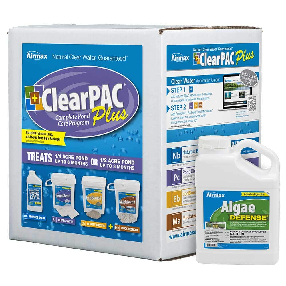 Airmax<sup>®</sup> ClearPAC<sup>®</sup> Plus - ClearPac Plus