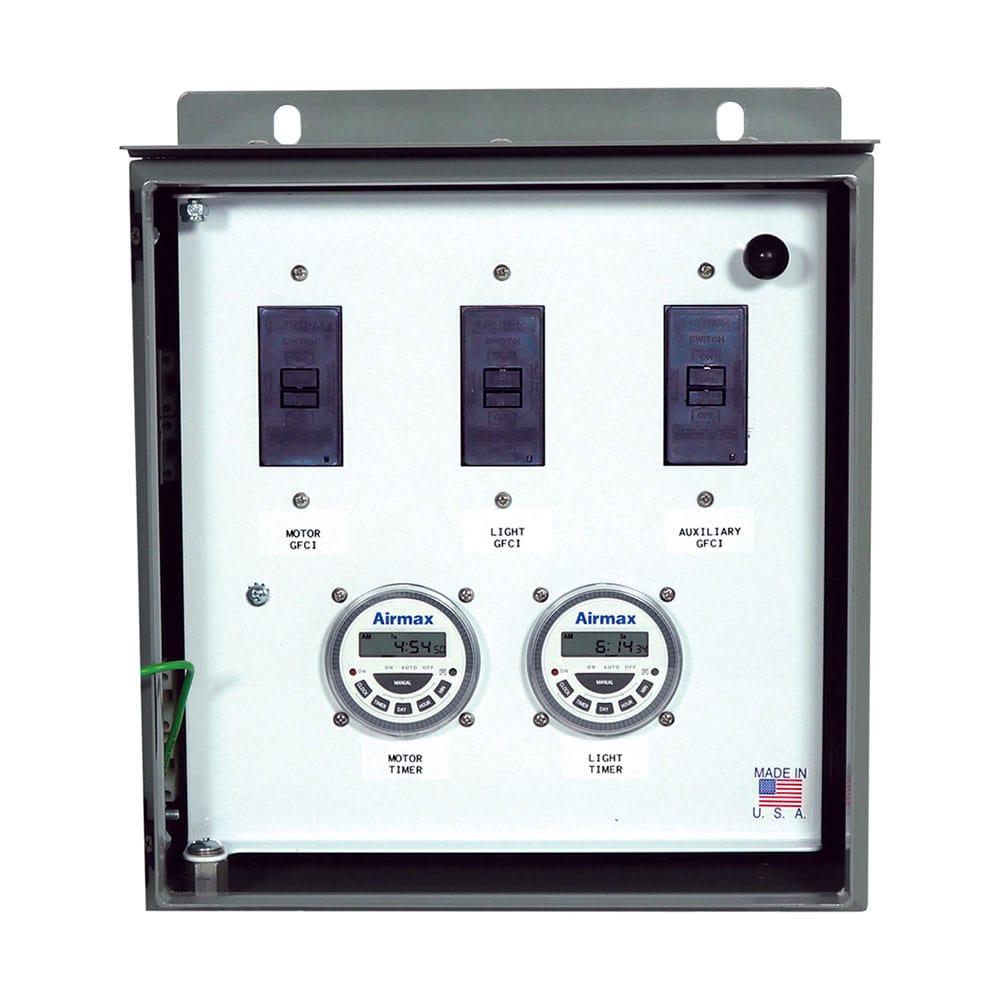 Airmax® NEMA 3R Powder Coated Control Panel
