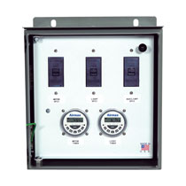 Airmax® NEMA 3R Powder Coated Control Panel