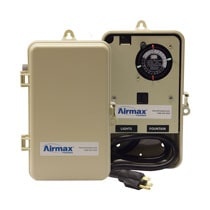 Airmax Plug and Play Control Panel