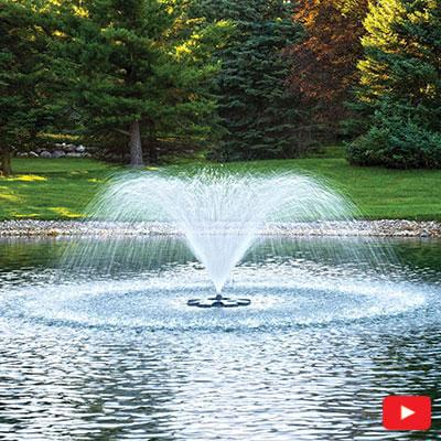 EcoSeries Classic Fountain