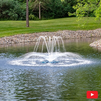 EcoSeries Crown and Arch Fountain