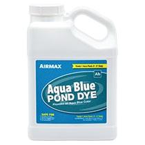 Airmax<sup>®</sup> Aqua Blue<sup>™</sup> Pond Dye