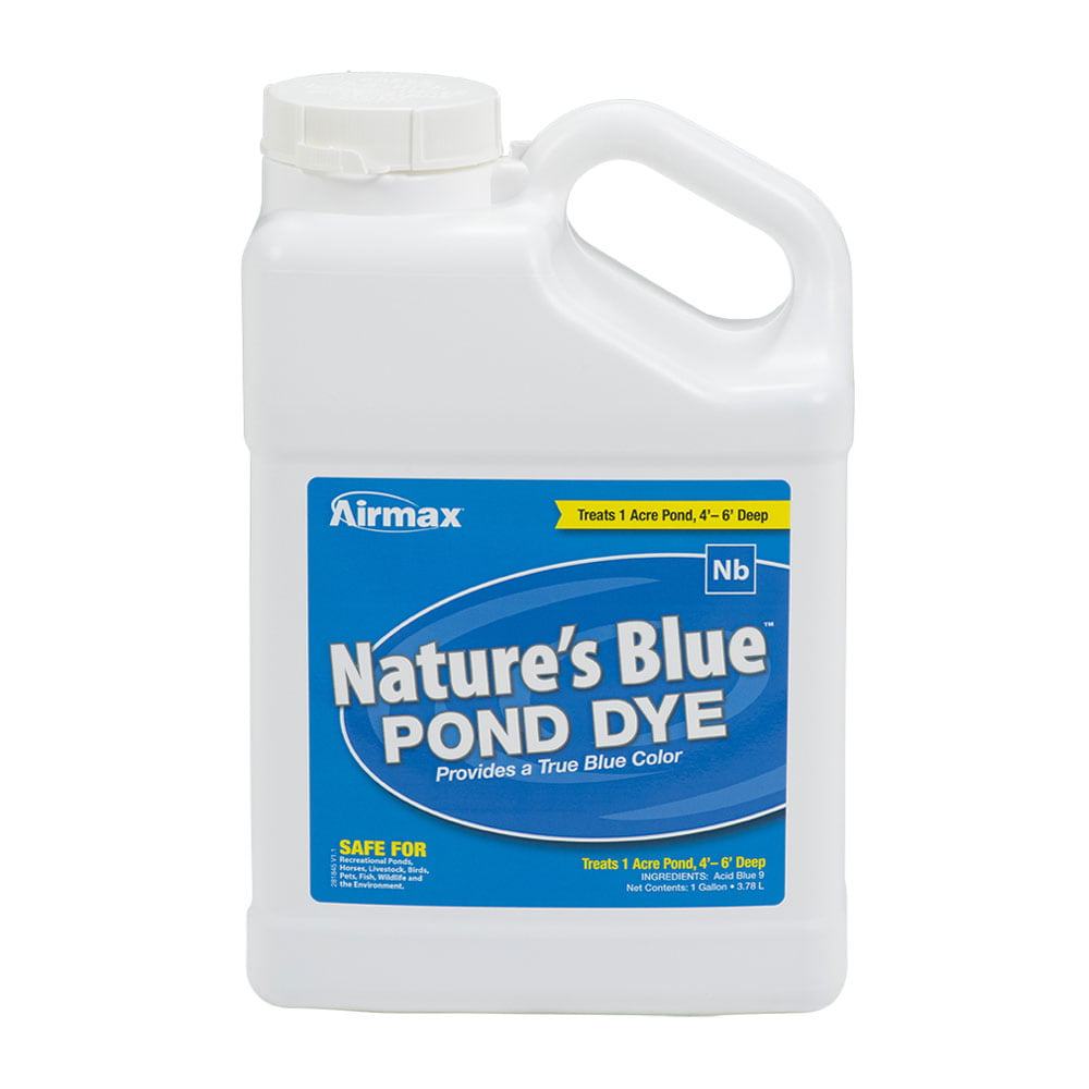 Airmax® Nature's Blue™ Pond Dye