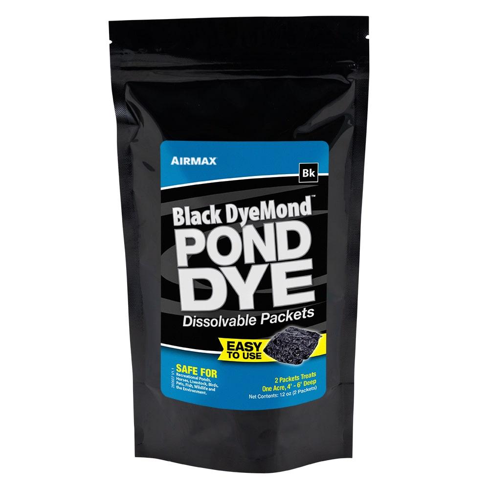 Airmax® Black DyeMond™ Pond Dye