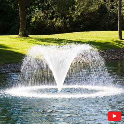 Airmax PondSeries 1-2HP Classic Fountain