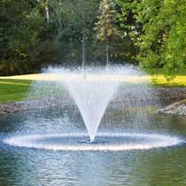 Airmax® PondSeries™ 1 HP Fountains