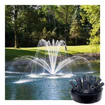 Airmax® Double Arch Premium Fountain Nozzle