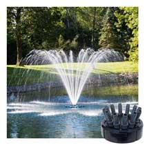 Airmax® Single Arch Premium Fountain Nozzle