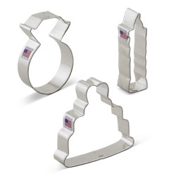 Occasions & Celebrations Cookie Cutters