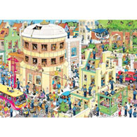 The Escape 2000 Piece Jigsaw Puzzle
