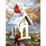 The Church 500 Piece Jigsaw Puzzle