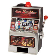 Slot Machine Bank