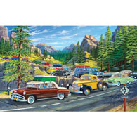 Holiday Traffic 300 Large Piece Jigsaw Puzzle