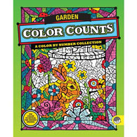 Color Counts Garden Book