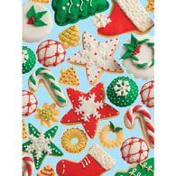 Christmas Cookies 500 Piece Jigsaw Puzzle