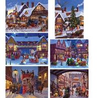 Set of 6: Finlay 500 Piece Jigsaw Puzzles