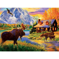 Autumn Glow 1000 Piece Jigsaw Puzzle