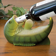 Fish Wine Bottle Holders