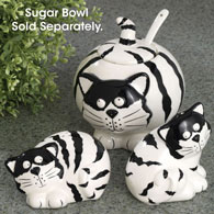 Salt & Pepper Chubby Cats
