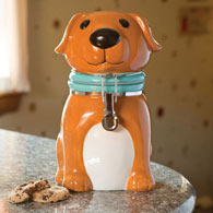 Buddy Dog Cookie Jar