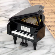 Somewhere Over The Rainbow Grand Piano Music Boxes