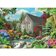Country Mill 1500 Piece Giant Jigsaw Puzzle