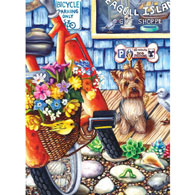 The Gift Shoppe 1000 Piece Jigsaw Puzzle