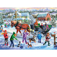 Winter Full Of Wonders 1000 Piece Jigsaw Puzzle
