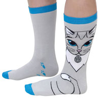 Animal Socks - Kitten
