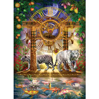 Magical Moment In Time 1000 Piece Holographic Jigsaw Puzzle