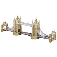 Tower Bridge 3-D Puzzle Model