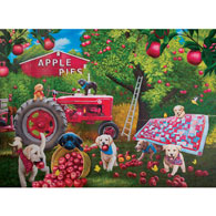 Farmhands 1000 Piece Jigsaw Puzzle