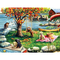 First Fall 1000 Piece Jigsaw Puzzle