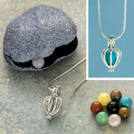 Discover Your Own Gem Necklace Kit