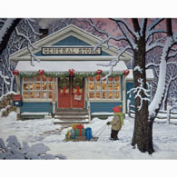 Last Minute Shopper 300 Large Piece Jigsaw Puzzle