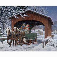 On The Way 300 Large Piece Jigsaw Puzzle