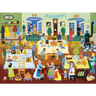Pot Luck Supper 1000 Piece Jigsaw Puzzle