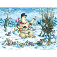 We Go For Cocoa 1000 Piece Jigsaw Puzzle