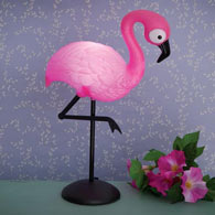 Pink Flamingo LED Decorative Lamp