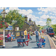 Oakworth Station 500 Piece Jigsaw Puzzle