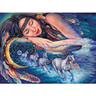 Path Of The Dream Catcher 1000 Piece Jigsaw Puzzle