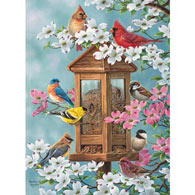 Joys Of Spring 500 Piece Jigsaw Puzzle