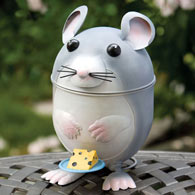 Mouse Trash Can