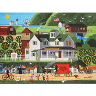 Yummy Farms 300 Large Piece Jigsaw Puzzle