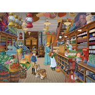Uncle Steve's General Store 500 Piece Jigsaw Puzzle