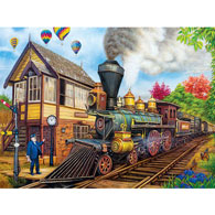 All Aboard 1000 Piece Jigsaw Puzzle